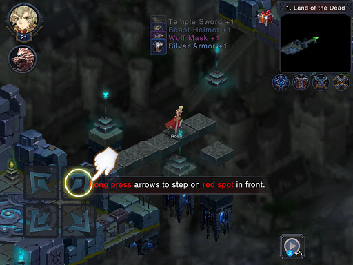 Castle Legend3: City of Eternity 2.1.6 screenshots 18