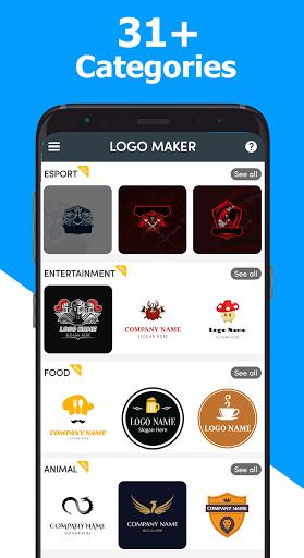 Logo Maker - Logo Creator, Generator & Designer  screenshots 1