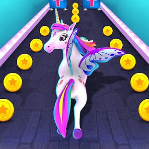 Magical Pony Run  Unicorn Runner