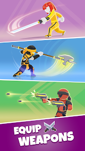 Match Hit – Puzzle Fighter Apk Download NEW 2021 3