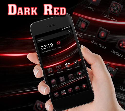 dark red hd backgrounds screenshot 3