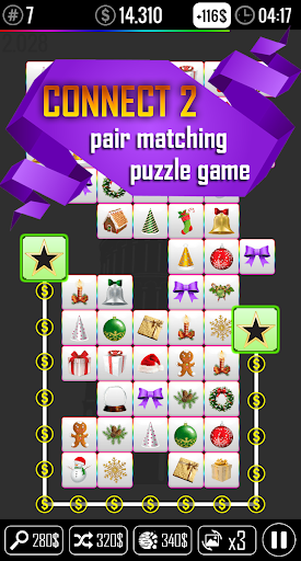 Connect 2 - Pair Matching Puzzle 1.1.2 screenshots 1