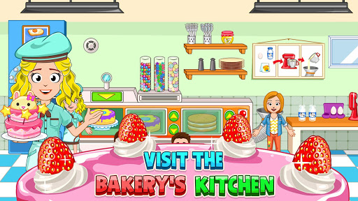 My Town : Bakery - Cooking & Baking Game for Kids 1.11 Screenshots 3