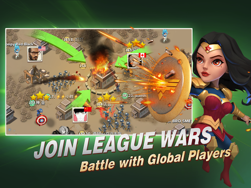 Clash of Avengers: Top Heroes Battle - Defense War 1.0.0 Screenshots 9