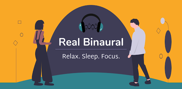 Real Binaural: Meditation, Sleep, and Study Music 1