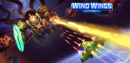 Image result for WindWings: Space Shooter – Galaxy Attack 1.2.1 MOD, Unlimited Money