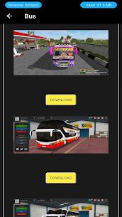 Tamil Bus Mod Livery | Indonesia Bus Simulator Mod 5