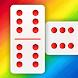 Dominoes Pro - Rainbow Card
