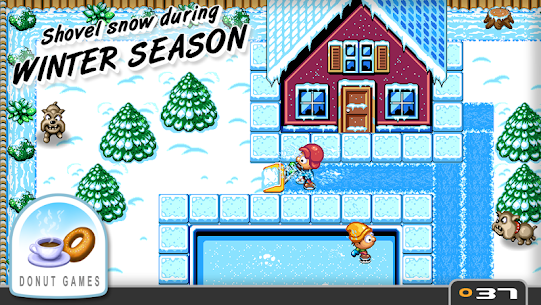 Sunday Lawn Seasons Mod Apk 1.05.3 (All Modes Are Playable) 1
