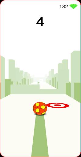 Speed Ball Catch Up - Catch Up The Racing Ball 3.4 screenshots 2
