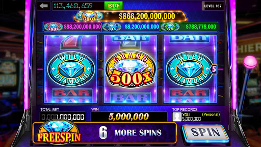 Classic Slots-Free Casino Games & Slot Machines 1.0.473 screenshots 1