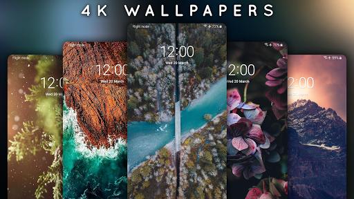 4K Wallpapers - Auto Wallpaper Changer 1.8.4 Screenshots 8
