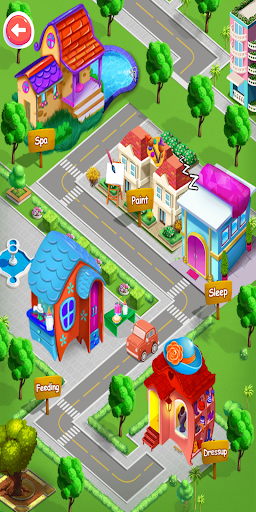Babysitter Crazy Baby Daycare - Fun Games for Kids apkpoly screenshots 4