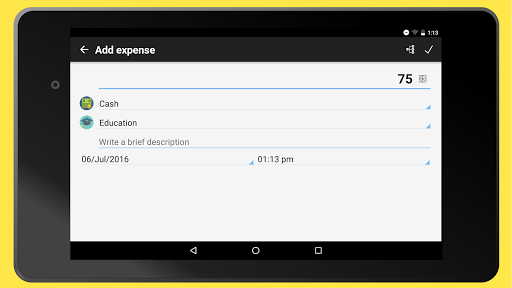 Daily Expenses 3: Personal finance android2mod screenshots 10