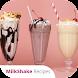 MILKSHAKE RECIPES - Androidアプリ