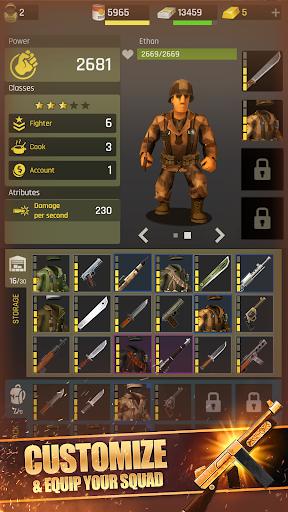 Last War: Shelter Heroes. Survival game  screenshots 5