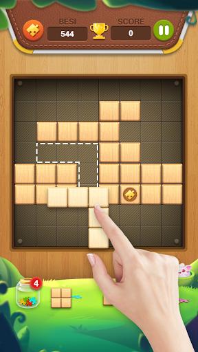 Wood Block Puzzle And Jigsaw  screenshots 3