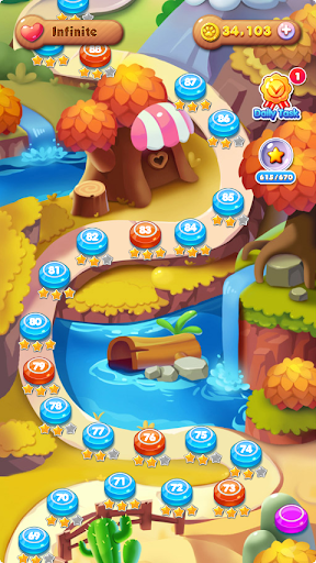 Bubble Bird Rescue 2 - Shoot! 3.1.9 screenshots 8