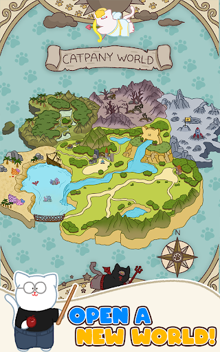 Cat Inc.: Idle Company Tycoon Simulation Game 1.0.21 screenshots 15