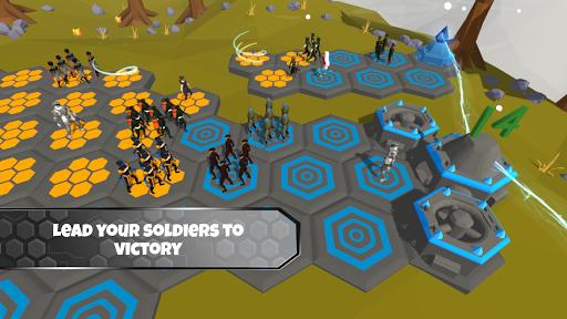HEX Strategy - turn based strategy game 1.39.06.1 screenshots 1