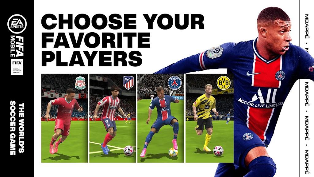 FIFA Soccer poster 2