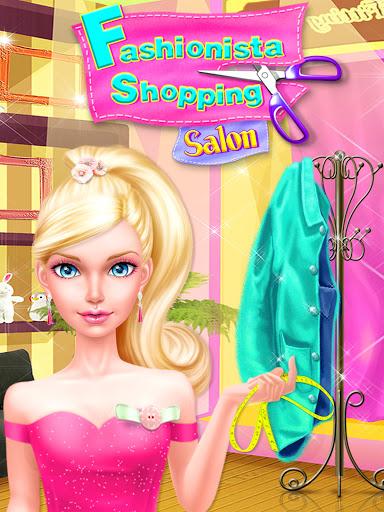 Télécharger Gratuit Fashion Doll: Shopping Day SPA ❤ Dress-Up Games APK MOD (Astuce) screenshots 6