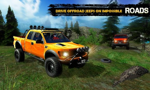Offroad Jeep Adventure Drive4x4 For Pc | How To Install (Download Windows 7, 8, 10, Mac) 2