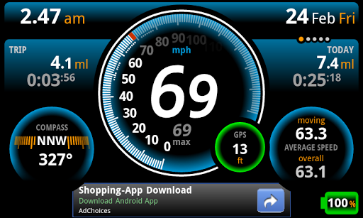 Ulysse Speedometer  Screenshots 8