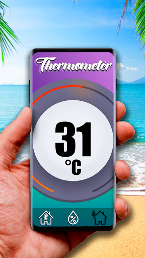 Free thermometer for Android 1.0 Screenshots 4