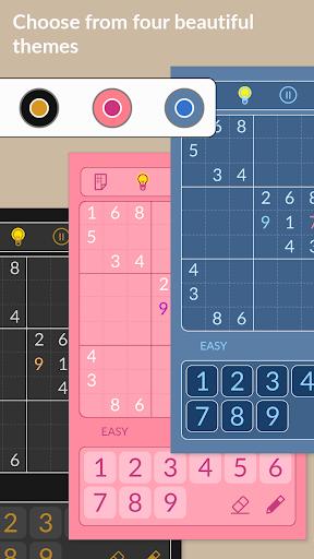 SUDOKU - Free Games  screenshots 1
