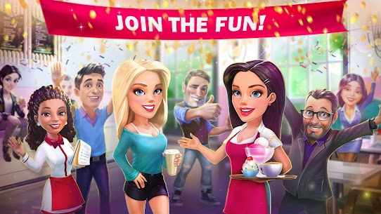 My Cafe — Restaurant game Mod Apk (Unlimited Money/Crystals/VIP 7) 2021.5 7