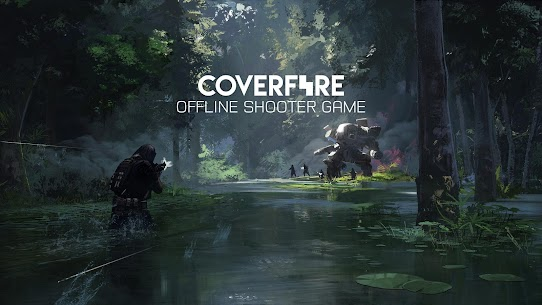 Cover Fire MOD APK + OBB (Unlimited Gold & Full Health) – Updated 2021 1