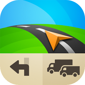 Sygic Truck GPS Navigation &amp Maps