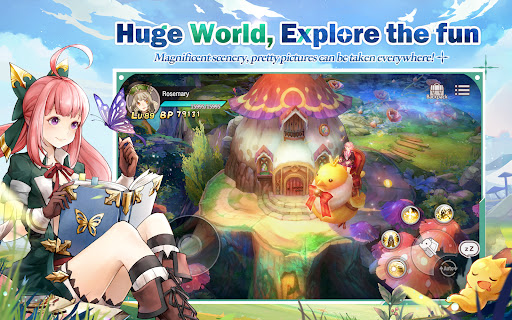 Sprite Fantasia Varies with device screenshots 21
