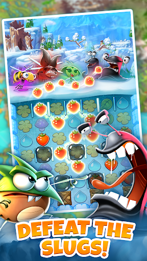 Best Fiends - Free Puzzle Game apkpoly screenshots 21