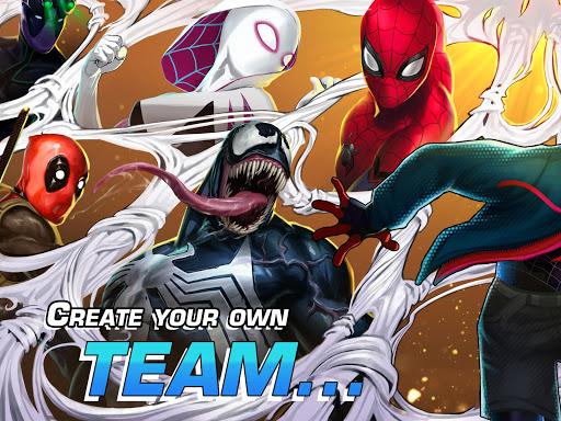 MARVEL Puzzle Quest: Join the Super Hero Battle! 219.556184 screenshots 8
