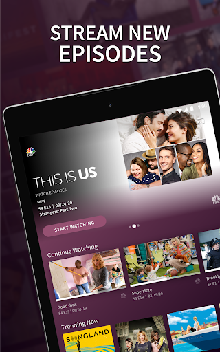 The NBC App - Stream Live TV and Episodes for Free 7.17.1 Screenshots 11