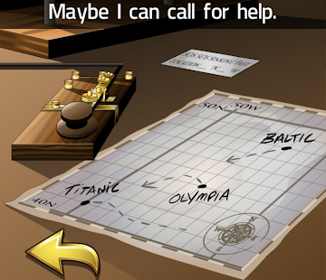 Escape Titanic Screenshot