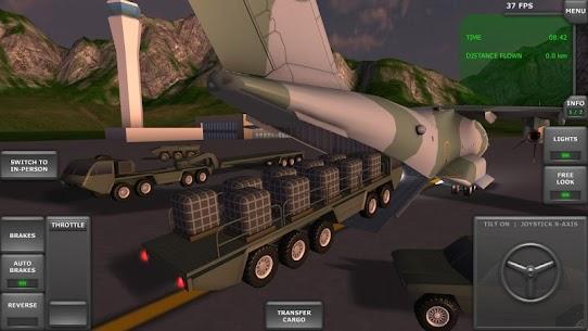 Turboprop Flight Simulator 3D MOD APK 1.26.2 (Unlimited Money) 8