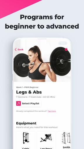 SWEAT: Fitness App For Women 5.17.8 Screenshots 5