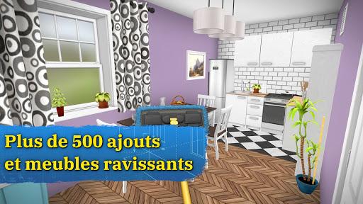House Flipper: Renovation maison Jeu de simulation APK MOD – Monnaie Illimitées (Astuce) screenshots hack proof 2