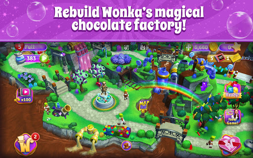 Wonka's World of Candy u2013 Match 3 1.43.2325 screenshots 6