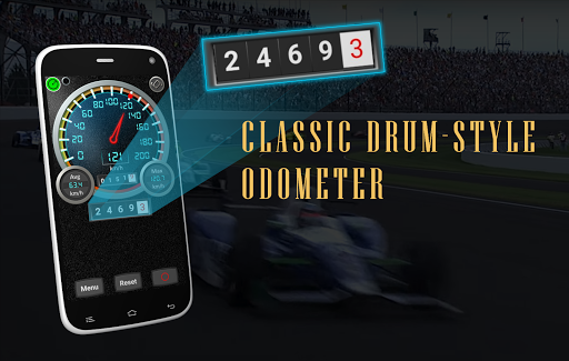 DS Speedometer & Odometer 7.02 Screenshots 1