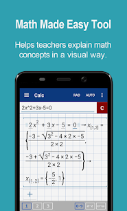 Graphing Calculator + Math PRO MOD APK (Unlocked) Download 3