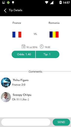 betting professionals screenshot 2