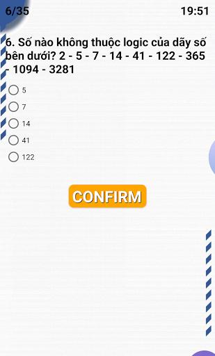 IQ Test and Math IQ 2.8 screenshots 4