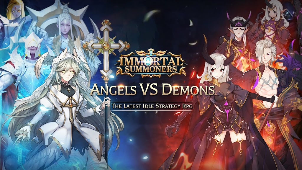 Immortal Summoners - Choice of Destiny poster 1