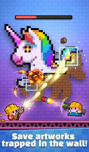 Super Retro World : Pixel Art Maker  screenshots 7