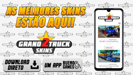 Skins Grand Truck Simulator 2 – GTS2 10.0 (MOD + APK) Download 1