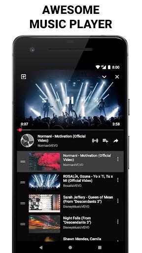 Free Music & Videos - Music Player  Screenshots 3